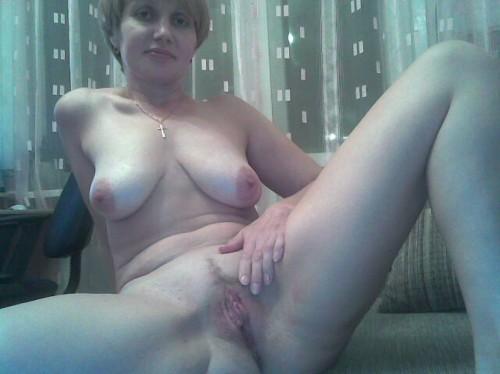 A poil sur une webcam