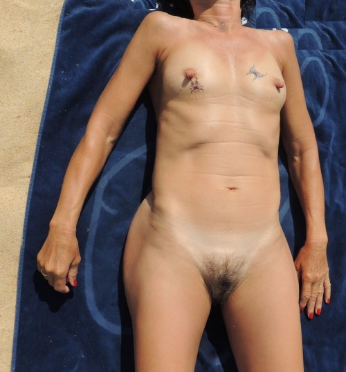 nudiste mature