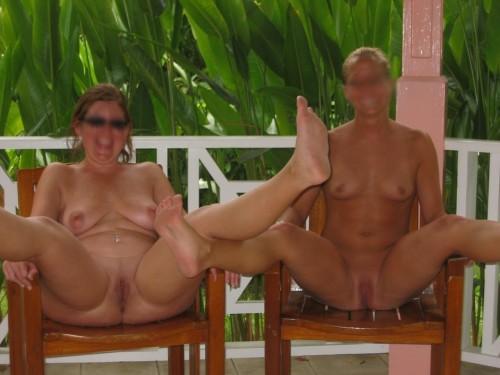 Un duo sexe