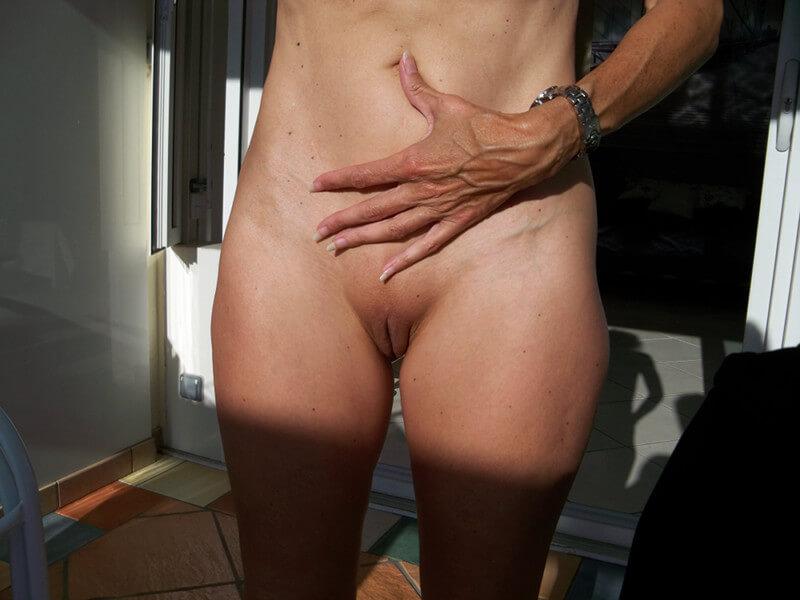 Photo de sexe de femme en gros plan